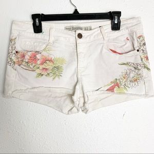Zara Tarafaluc The we're Denim wear short
